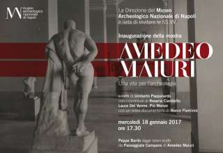 Amedeo Maiuri in mostra